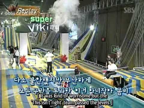 (07-01-27) Super Viking (Ep 13) - Jaejoong, Junsu, Battle (Eng Subbed).avi