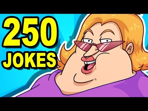 250 Yo Mama Jokes - Can You Watch Them All?!