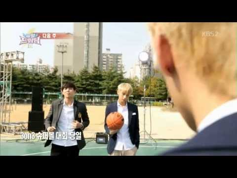 [1080p HD] 131110 Tao and Kris from EXO on Dream Team Teaser 1