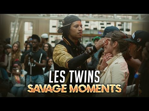 LES TWINS | MOST SAVAGE MOMENTS