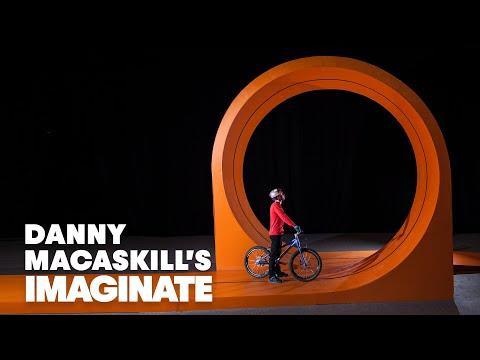 Danny MacAskill's Imaginate [sent 27 times]