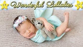 Super Relaxing Baby Lullaby ♥ Best Soft Calming Bedtime Sleep Music ♫ Good Night Sweet Dreams