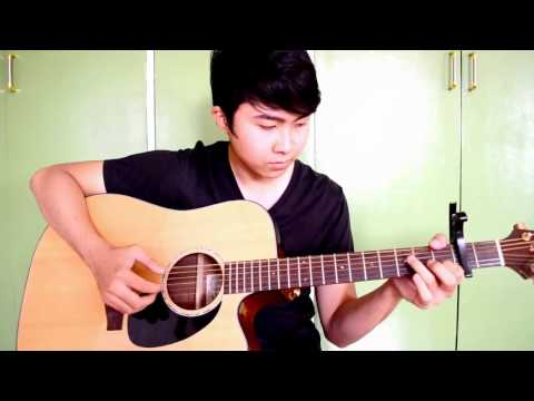 Ariana Grande ft. Nathan Sykes - Almost Is Never Enough (Fingerstyle cover by Jorell)