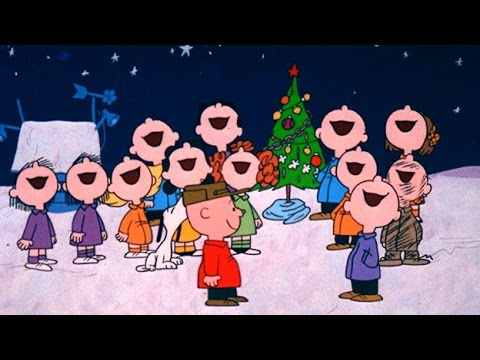 """Vince Guaraldi Trio  """"Christmas Time Is Here"""" (vocal version from A Charlie Brown Christmas)"""