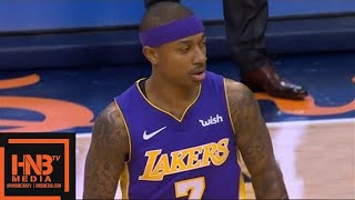 Los Angeles Lakers vs Dallas Mavericks 1st Qtr Highlights / Feb 10 / 2017-18 NBA Season