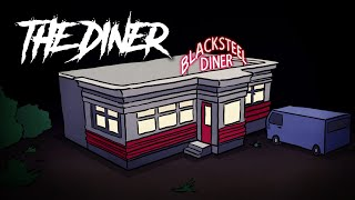The Diner - Scary Story Animated