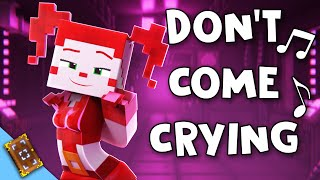 """Don't Come Crying"" [VERSION A] Minecraft FNAF SL Animated Music Video (Song by TryHardNinja)"