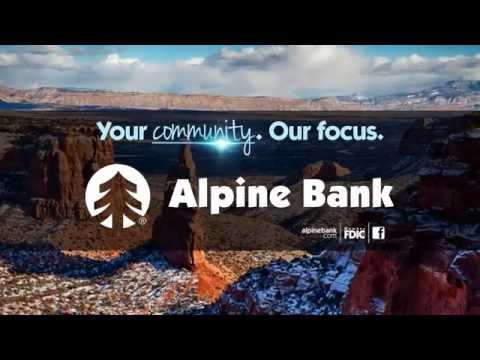 Alpine Bank Pillar of the Community - Habitat for Humanity