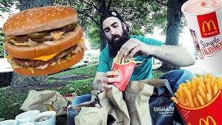 The 'Impossible' Big Mac Meal Challenge & The Trip To York | C.O.B. Ep. 32
