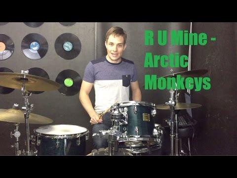 R U Mine Drum Tutorial - Arctic Monkeys