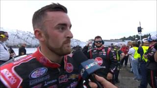 Austin Dillon Fights, Arguments and Temper