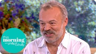 Graham Norton's Chat Show Secrets: Drunk Guests and Carrie Fisher's Last Interview | This Morning