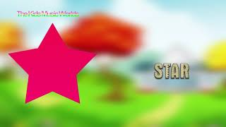Learn Shapes | Nursery Rhymes Collection For Kids | The Shapes Song 18
