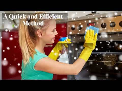 Home Made Tips to Clean Oven Professionally