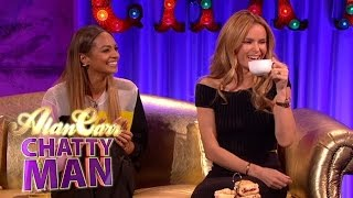 Amanda Holden & Alesha Dixon - Full Interview on Alan Carr: Chatty Man