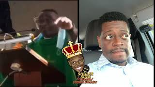 Shuler King - Pastor Is Mad About That Paper Being Short!!!