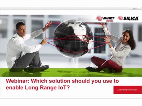 Webinar: Which solution should you use to enable Long Range IoT?
