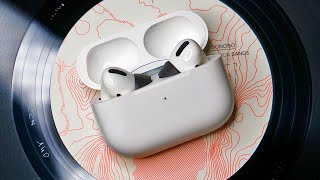 AirPods Pro: 1 year later