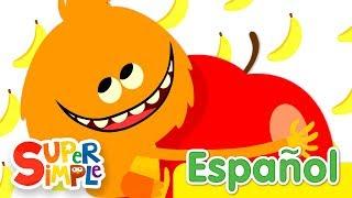 Manzanas Y Bananas | Canciones Infantiles | Super Simple Español
