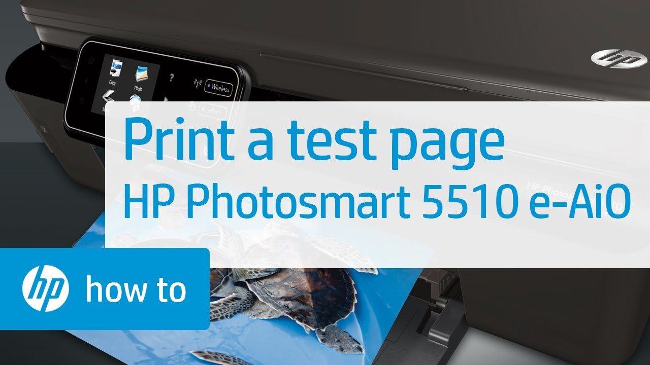 Hp photosmart 5510 printer Download Full (Latest 2019)