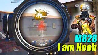 I Love M82B Sniper In Free Fire | Noob Player In Free Fire - Garena Free Fire | P.K. GAMERS