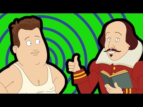 I AM KING OF THE NERDS (Teleporting Fat Guy #13) - Smashpipe Film