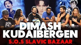 Dimash Kudaibergen - S.O.S Slavic Bazaar - Patreon Request Reaction