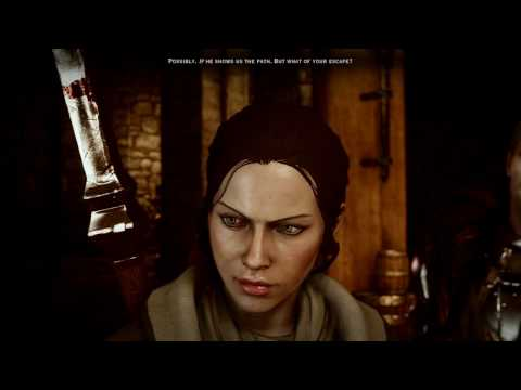 Dragon Age Inquisition - In Your Heart Shall Burn (Cullen Romance PC Part 3)