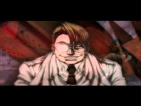 Hellsing Ultimate OVA 8 Music Video Tribute - Psychosis - Poets of the Fall