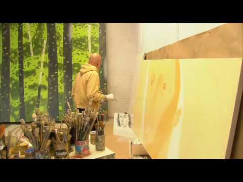 Artcity NY - Alex Katz - 01 Studio