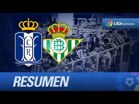 Recreativo (0-1) R. Betis
