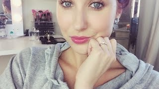Basic 5 Minute Makeup (for real) | Jaclyn Hill