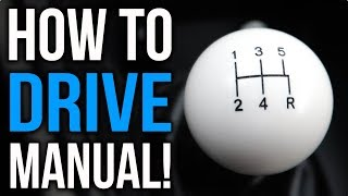 HOW TO DRIVE STICK SHIFT! (Never Stall Again!)