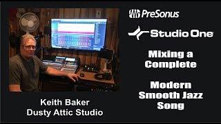 Studio One - Mixing Modern Smooth Jazz
