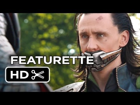 Thor: The Dark World Official Featurette - Thor & Loki (2013) - Marvel Movie HD
