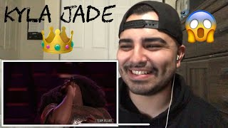 Reaction to the Queen Kyla Jade Sweet Sweet Baby