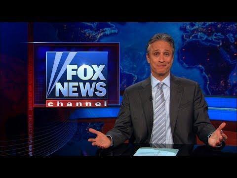 The Day Fox News Almost Died - Jon Stewart OWNS FOX