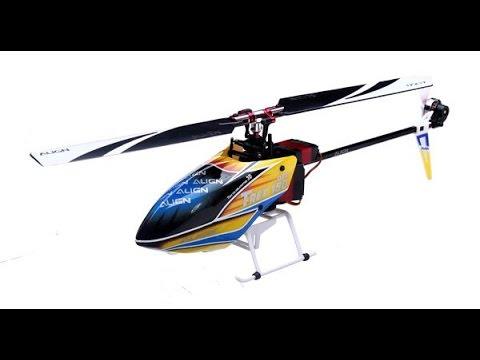T-REX 150 DFC - 1 - Apresentação