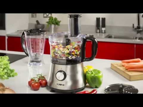 2 in 1 Food Processor and Blender