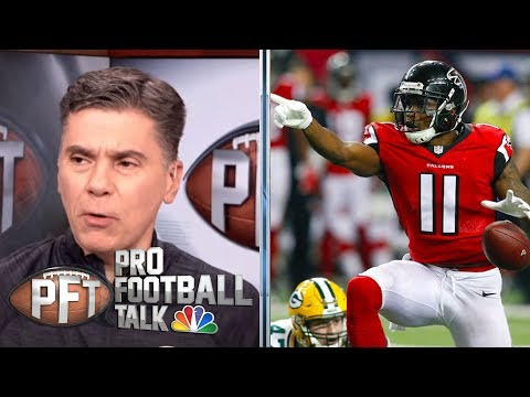 PFT Overtime: Packers-Bears over/under, Thomas vs. Julio Jones | Pro Football Talk | NBC Sports