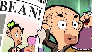 Beans New Haircut | Funny Episodes | Mr Bean Cartoon World