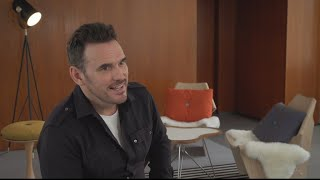 Matt Dillon: 'I didn't want to watch my new film because I was scared'