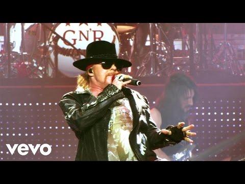 Baixar Guns N' Roses - Chinese Democracy (Live)