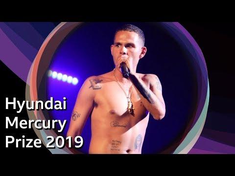 slowthai - Doorman (Hyundai Mercury Prize 2019)