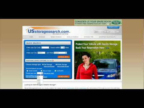 Find Self Storage In Baltimore, MD Using USstoragesearch.com