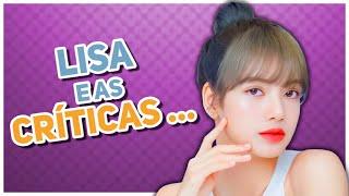 LISA e as críticas à aparência dela ...