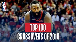 NBA's Top 100 Crossovers of 2018