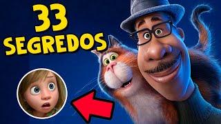 33 SEGREDOS ESCONDIDOS EM SOUL   Pixar