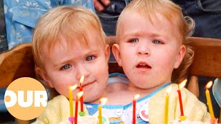 Two Heads, One Body: The Remarkable Story of Conjoined Twins Katie & Eilish | Our Life