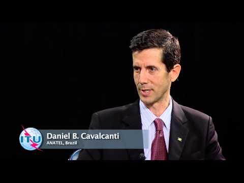 ITU INTERVIEWS: Daniel B Cavalcanti, ANATEL, Brazil @ WTPF 2013